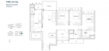 penrose-floor-plan-(3+1)b-singapore